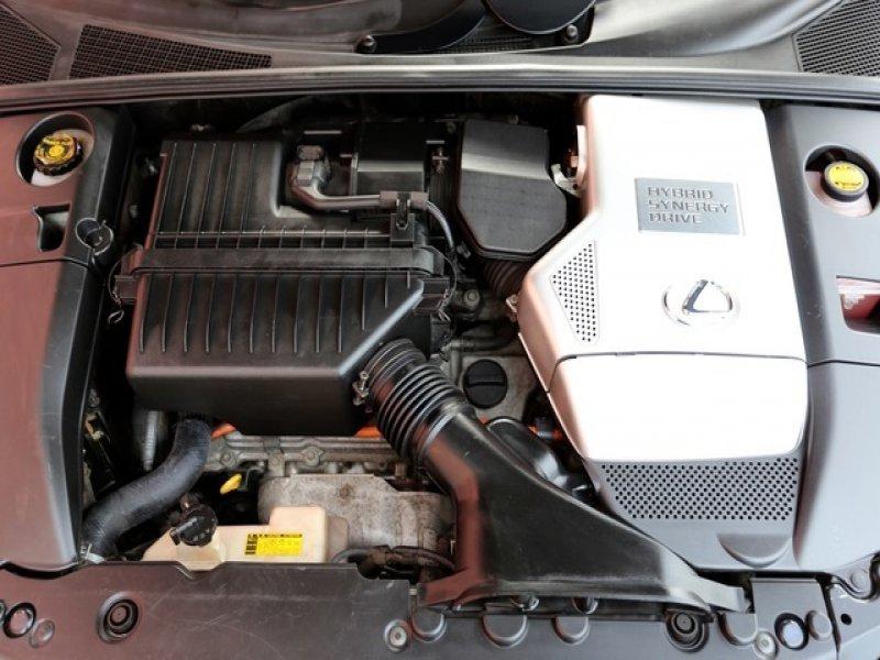 Lexus RX400H Híbrido President 3.3cc 272cv, vista 5