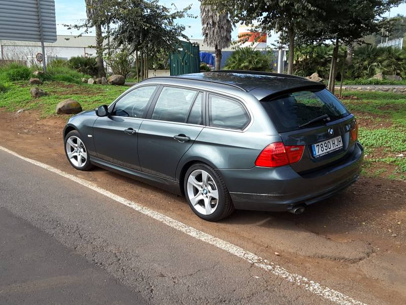 BMW Touring, vista 1