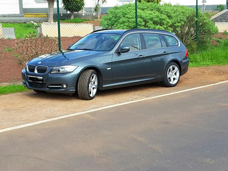 BMW Touring, vista 2