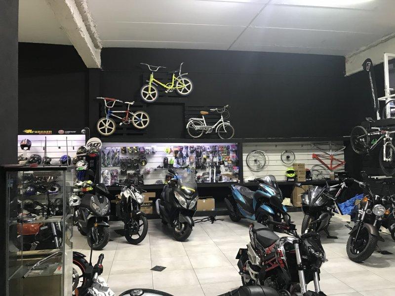 Aranzazu Moto-Bike, TALLER, vista 3