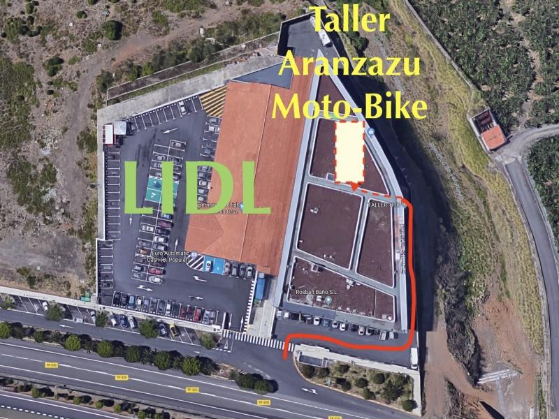 Aranzazu Moto-Bike, TALLER, vista 4