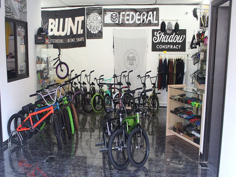Granja Bmx Bike Shop Tenerife, vista 1