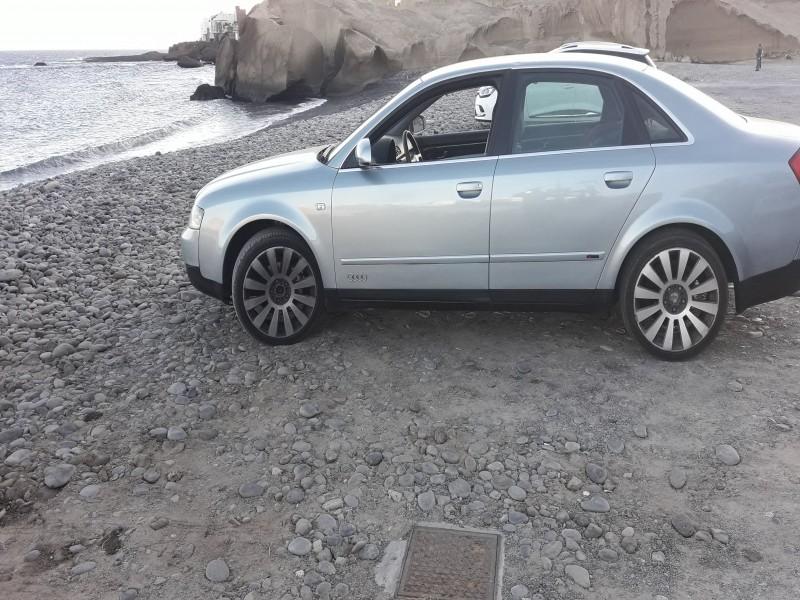 Audi a 4 1900tdi(130cv), vista 1