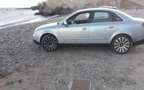 Vehículo de segunda mano a motor, Audi a 4 1900tdi(130cv), referencia:96-veh