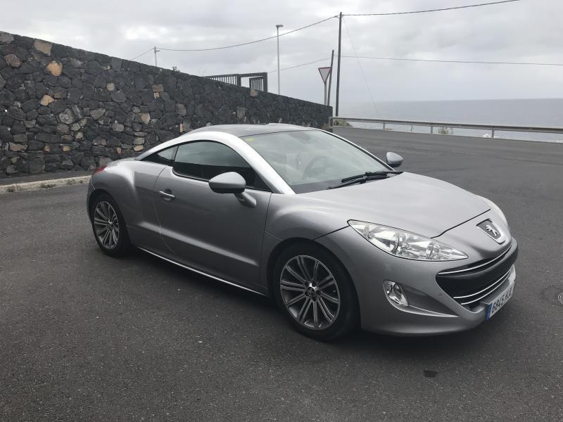 Peugeot RCZ, vista 1